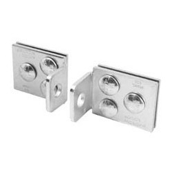 A535 American Lock Centered Hole Hasp