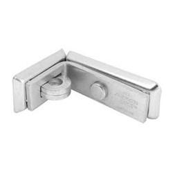 A850 American Lock 90 Degree Angle Bar Hasp