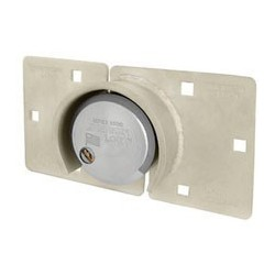 """A2500LHC1 American Lock High Security Hasp with Solid Steel Lockbody 2-7/8"""" (72mm)"""