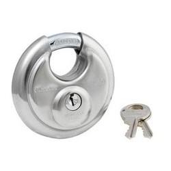 "Master Lock 40KADPF Keyed Alike No. 40 Diskus Padlock 2-3/4"" (70mm)"