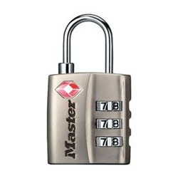 4680DNKL TSA-Accepted Padlock - Set-Your-Own-Combination