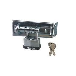 Master Lock 450D Standard Use Hard Wrought Steel Hasp