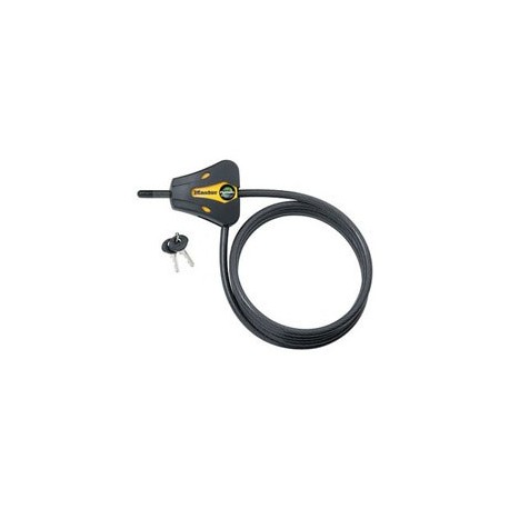 Master Lock 8419KA Python Keyed Alike Adjustable Cable Lock