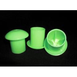 CS Lime Standard Rebar Caps