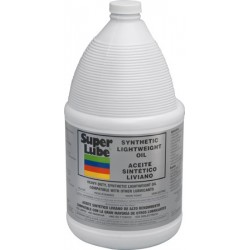 Super Lube 52050 Low Viscosity Oil without PTFE, 5 Gallon Pail