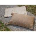 Mutual Industries 14981-24-14 Self Inflating Flood Control Jute Sand Bag Automatically Expands on Contact with Water