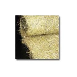 Straw Coconut Blanket