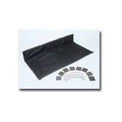 Mutual Industries 17682 Silt and Debris Inlet Cover for Construction Sites