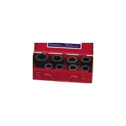 """Genius Tools CM-610S 10PC 3/4"""" Dr. SAE Impact Socket Set"""