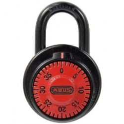 Abus 78/50KC Combination Padlock with Key Control