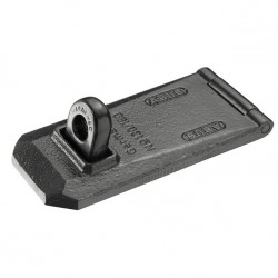 """130/180 Abus Industrial-Strength Hasp 6-1/8"""""""