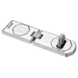 "110/155 Abus 110 Series Concealed Hinge Pin 6-1/4"" Hasp"