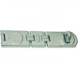 "110/195 Abus 110 Series Concealed Hinge Pin 7-3/4"" Hasp"