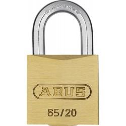 Abus 65 Solid Brass Padlock