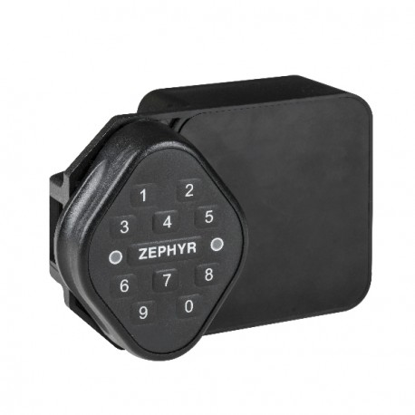 Zephyr 2254/2255 Electronic RFID with Keypad