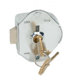 Zephyr 1754 Spring Latch Key Lock