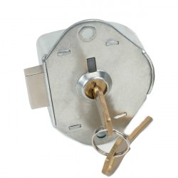 Zephyr 1770 Dead Bolt Key Lock