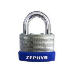 Zephyr 18064 Steel Combination Padlock
