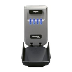 Master Lock 5424D/5425D Wall Mount/Portable Lock Box w/ Light Up Dial
