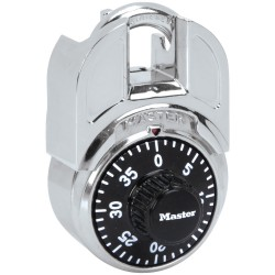 Master Lock Shrouded Combination Padlock