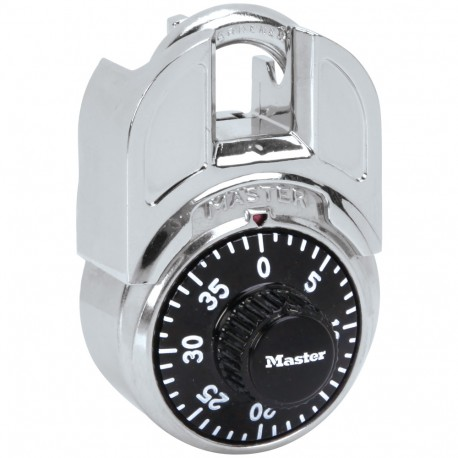 Master Lock Shrouded Combination Padlock