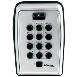 Master Lock 5422D/5423D Portable or Wall Mount Push Button Lock Box