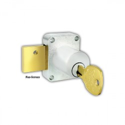 CompX Pin Tumbler MRI Deadbolt Locks for Doors