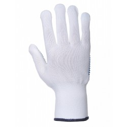 Portwest A110 Nylon Polka Dot Glove