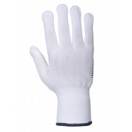 Portwest A110 Nylon Polka Dot Glove