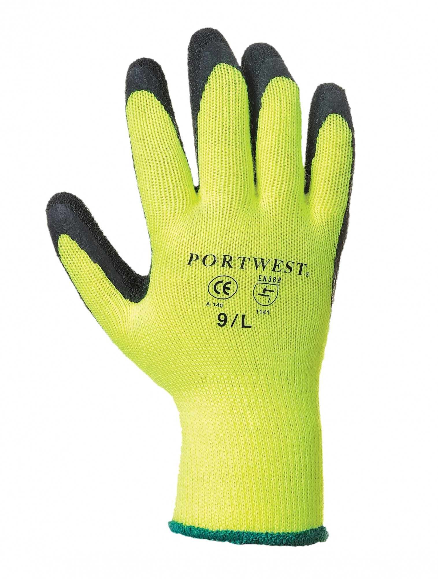 Thermal Grip Work Glove with Premium Quality Grip Portwest