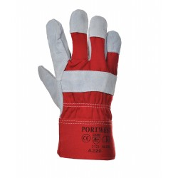 Portwest UA220 Premium Chrome Rigger Glove