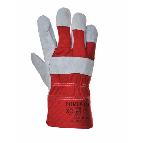 Portwest UA220 Premium Chrome Rigger Glove