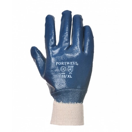 Portwest UA300 Nitrile Knitwrist Glove