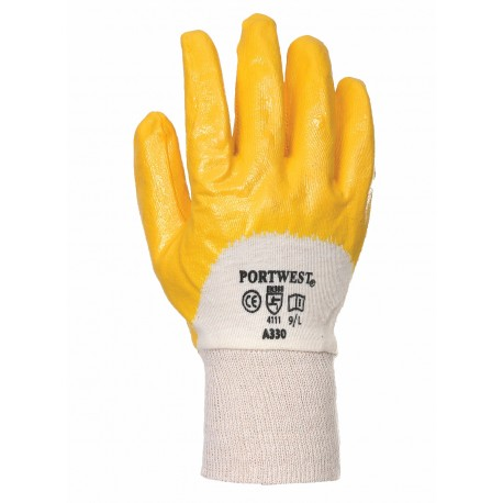 Portwest UA330 Nitrile Light Knitwrist Glove