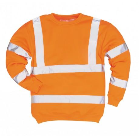 Portwest UB303 Hi-Vis Sweatshirt