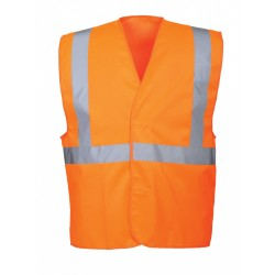 Portwest C472 Hi-Vis One Band Vest