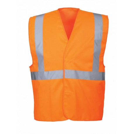 Portwest UC472 Hi-Vis One Band Vest
