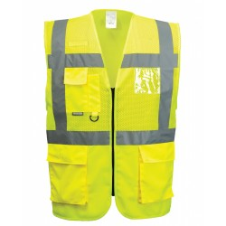 Portwest UC496 Madrid Executive Hi-Vis Vest