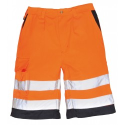 Portwest E043 Hi-Vis Shorts