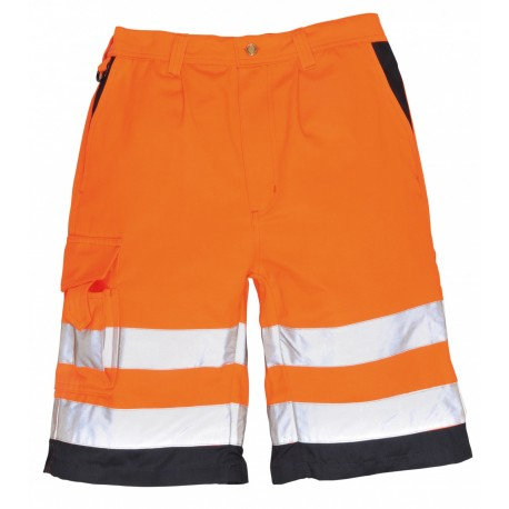 Portwest UE043 Hi-Vis Shorts