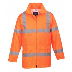 Portwest UH440 Hi-Vis Rain Jacket
