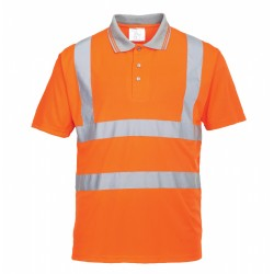 Portwest RT22 Hi-Vis Polo Shirt