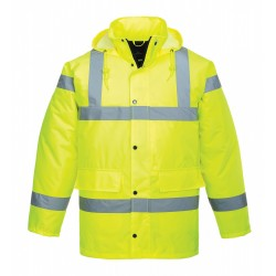 Portwest US460 Hi-Vis Traffic Jacket