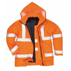 Portwest US468 Hi-Vis 4in1 Jacket
