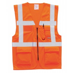 Portwest US476 Berlin Executive Hi-Vis Vest