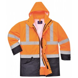 Portwest US768 5in1 HiVis Executive Jacket