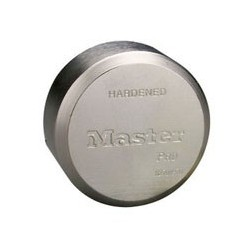 Master Lock 6270 Hidden Shackle Pro Series Rekeyable Padlock