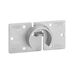 A801 American Lock Hidden Shackle Padlock Hasp
