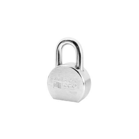 """A700 American Lock  Solid Steel Rekeyable Padlock 2-1/2"""" (63mm)"""