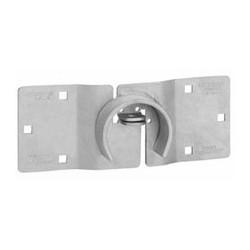 A802 American Lock Hidden Shackle Padlock Trailer Hasp